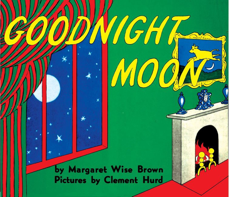 books children favorite childrens child moon most every goodnight beloved classics proof editorial never board go read