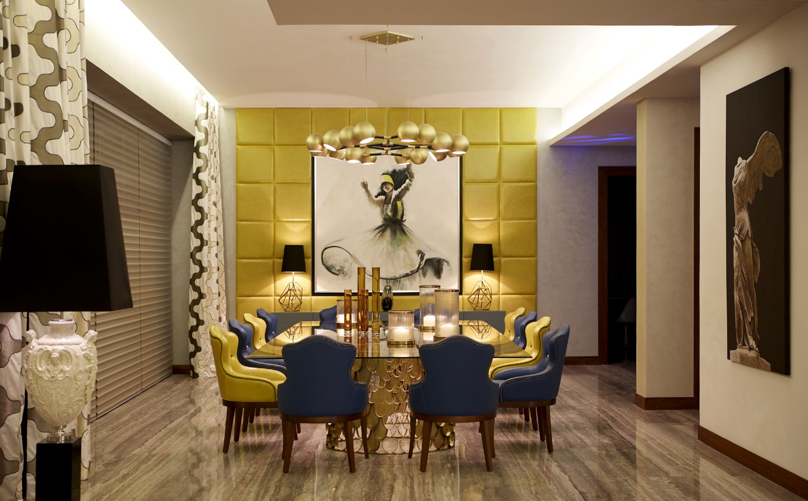Get To Know These Fabulous Lamps And Be Inspired With 2016 Dining Room Lighting Ideas