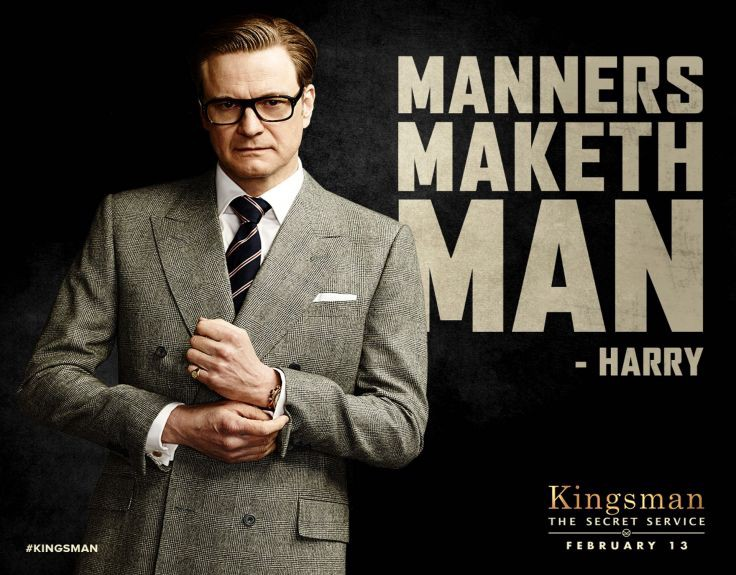 Manners Maketh The Man Kingsman Episode 18 Flixwatcher Podcast