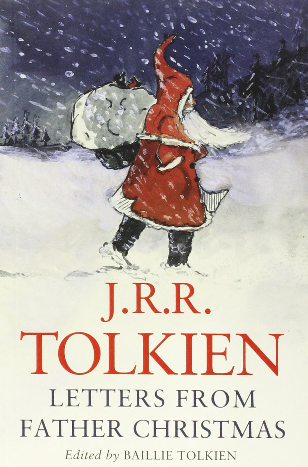 2 letters from father christmas by jrr tolkien