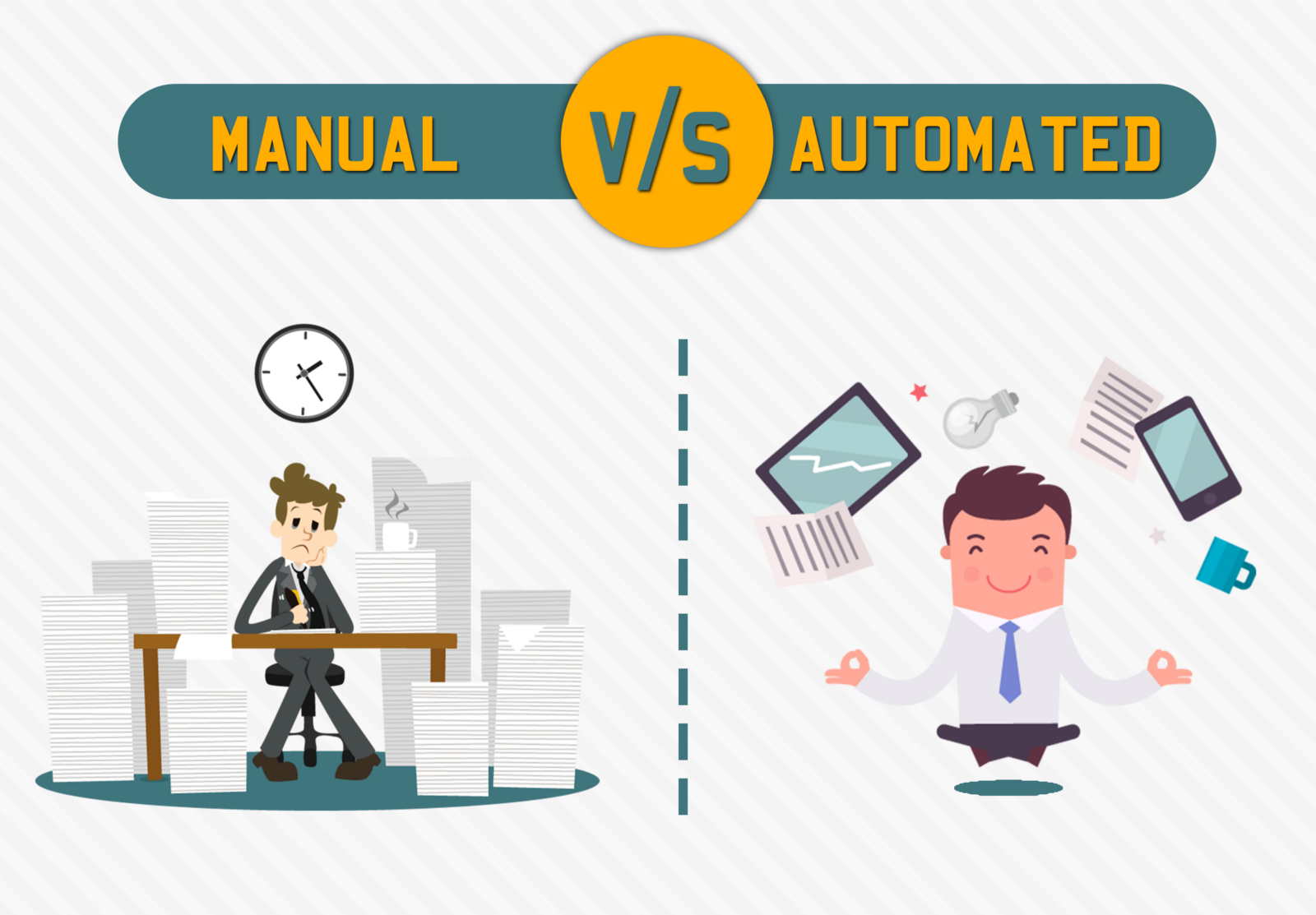 Manual Vs Automation Testing  U2013 Testin  U2013 Medium