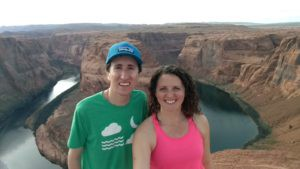 Me & Collin at Horseshoe Bend