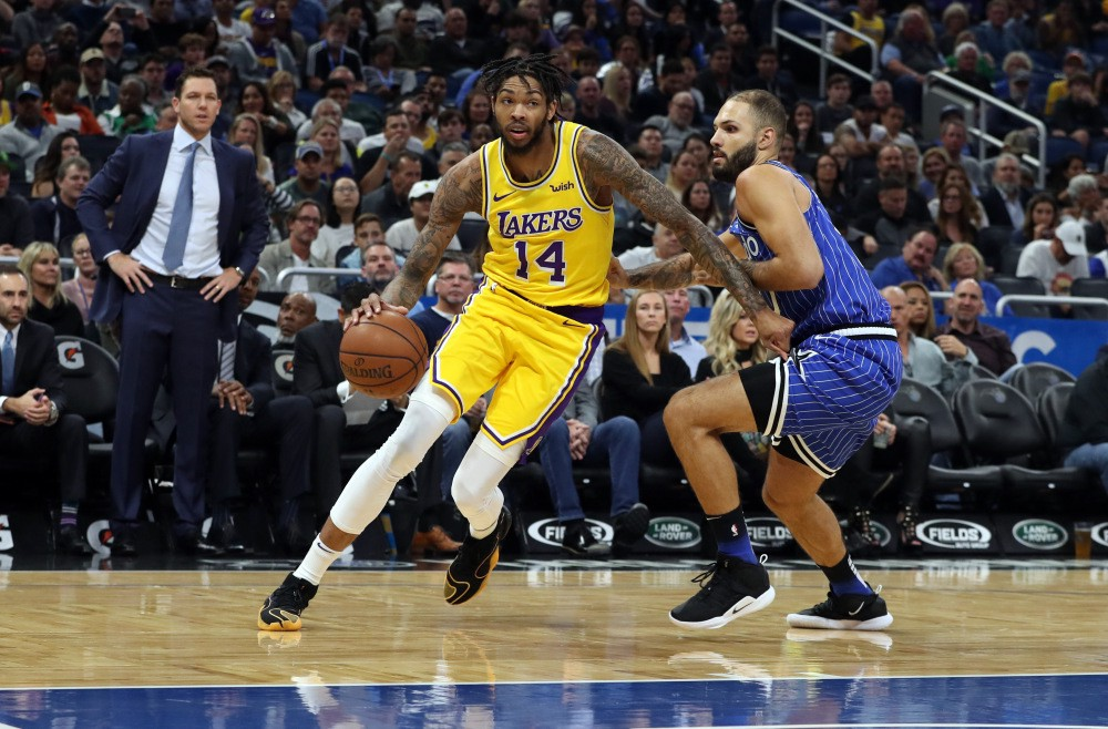 0c990eebc3e The Lakers are four games back of the final spot in the Western Conference.  Thankfully for LA