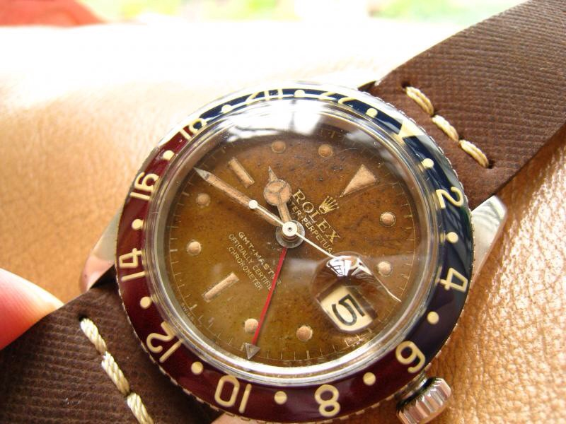 Rolex GMT 6542 with
