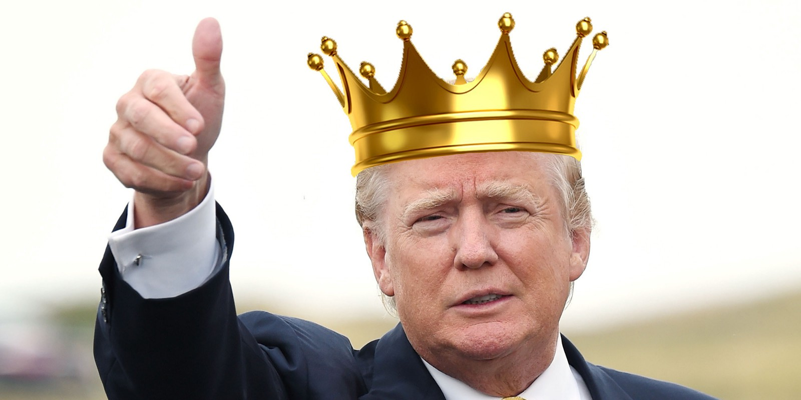 Image result for king trump