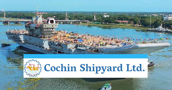 Cochin Shipyard expects to double ship repair revenues in 3 yrs : CMD