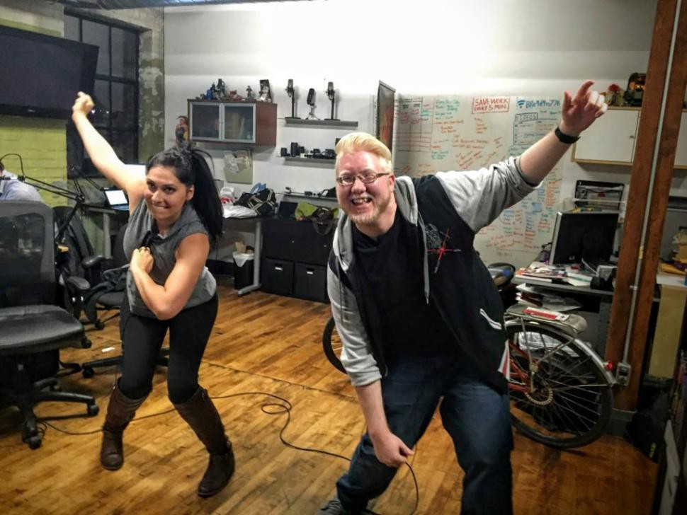 Behind the Scenes on Blind Gamer: Just Dance 2015