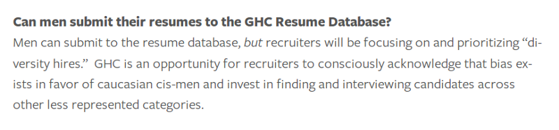 now a good news is for us women in india are fortunate to have grace hopper celebration india ghci as well it also gives the same opportunities to - Grace Hopper Resume Database