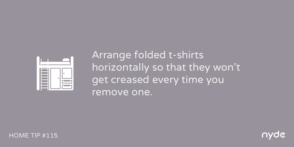 Home Tip #115