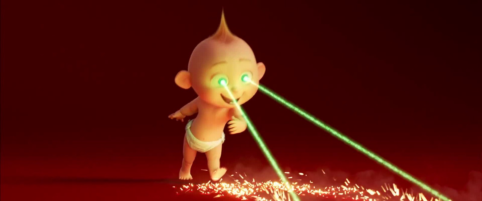 66a99baf The Incredibles 2: Wait, A Second… Jack-Jack Has Powers?!