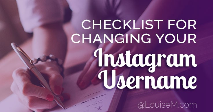 It's Easy to Change Your Instagram Username. But Should You?