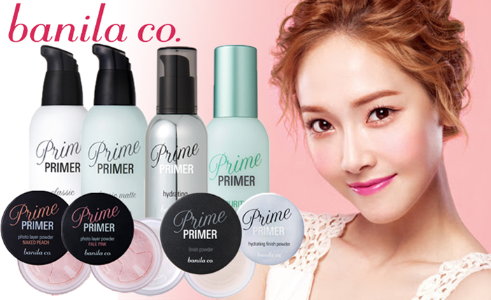 6 Most Popular Brands of Korean Beauty Products You Should Be Using - Banila Co. SNSD Jessica