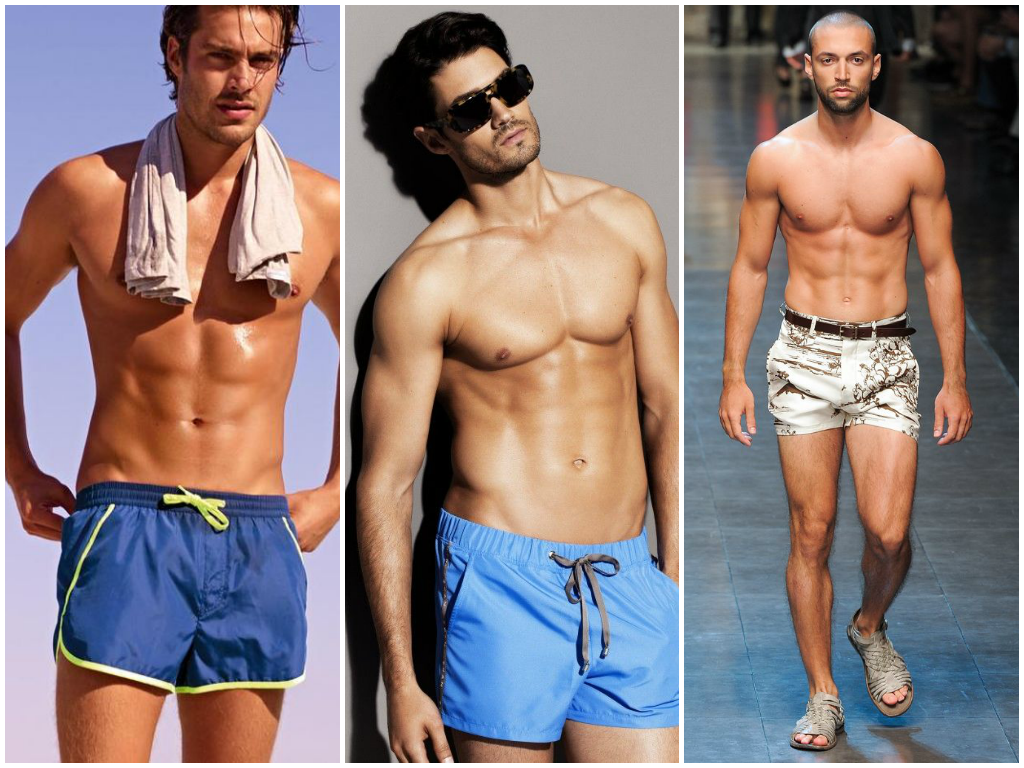 Men Swimwear CR2