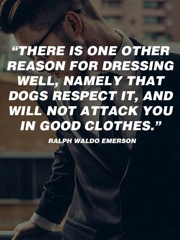 20 Best Men's #Fashion #Quotes To Step Up Your #Instagram ...