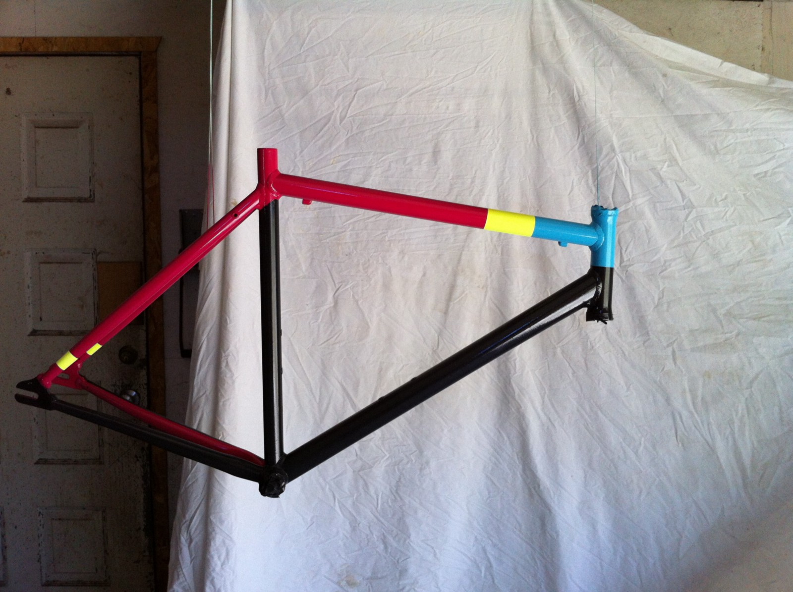How To Paint Your Bicycle – Tom Handy – Medium