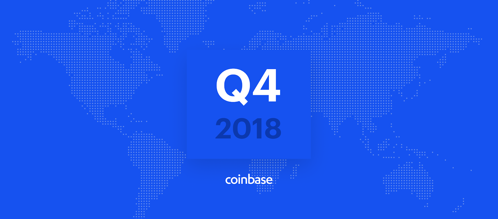 what we accomplished at coinbase in q4 2018
