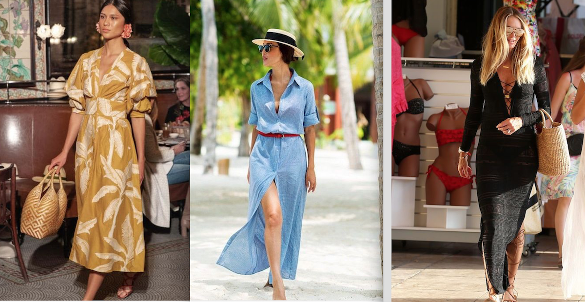 What to wear for a vacation