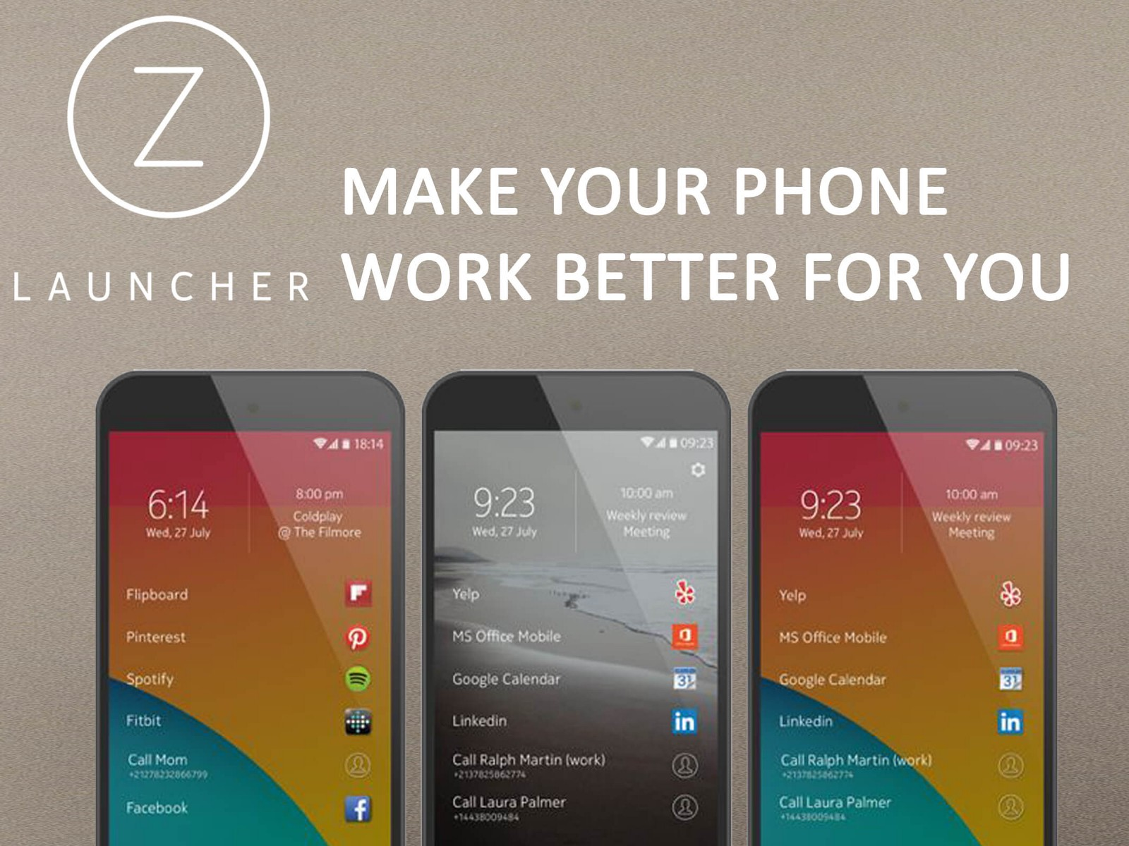 Nokia Releases The Z Launcher App For Android Devices