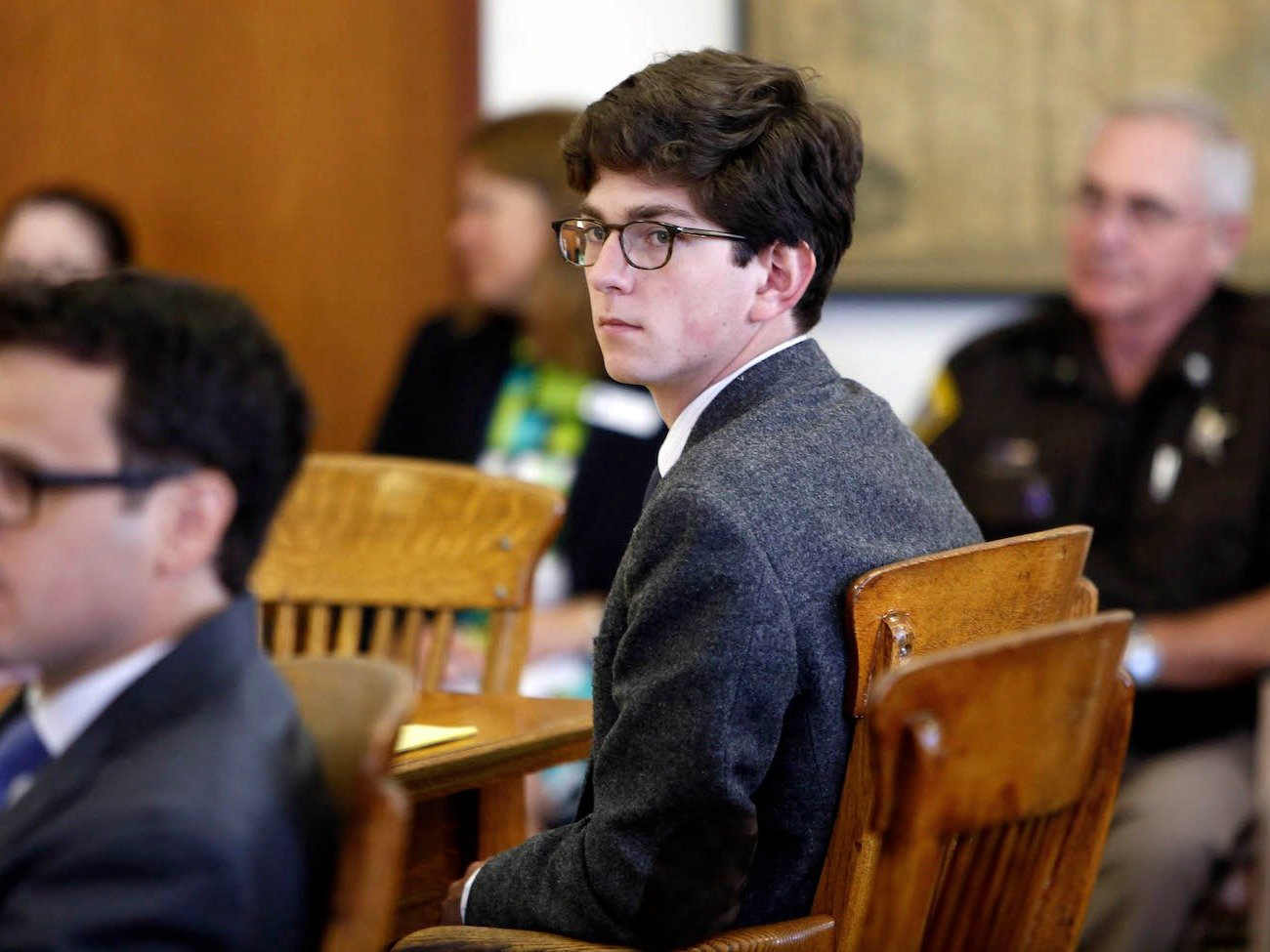 Owen Labrie St. Paul's School