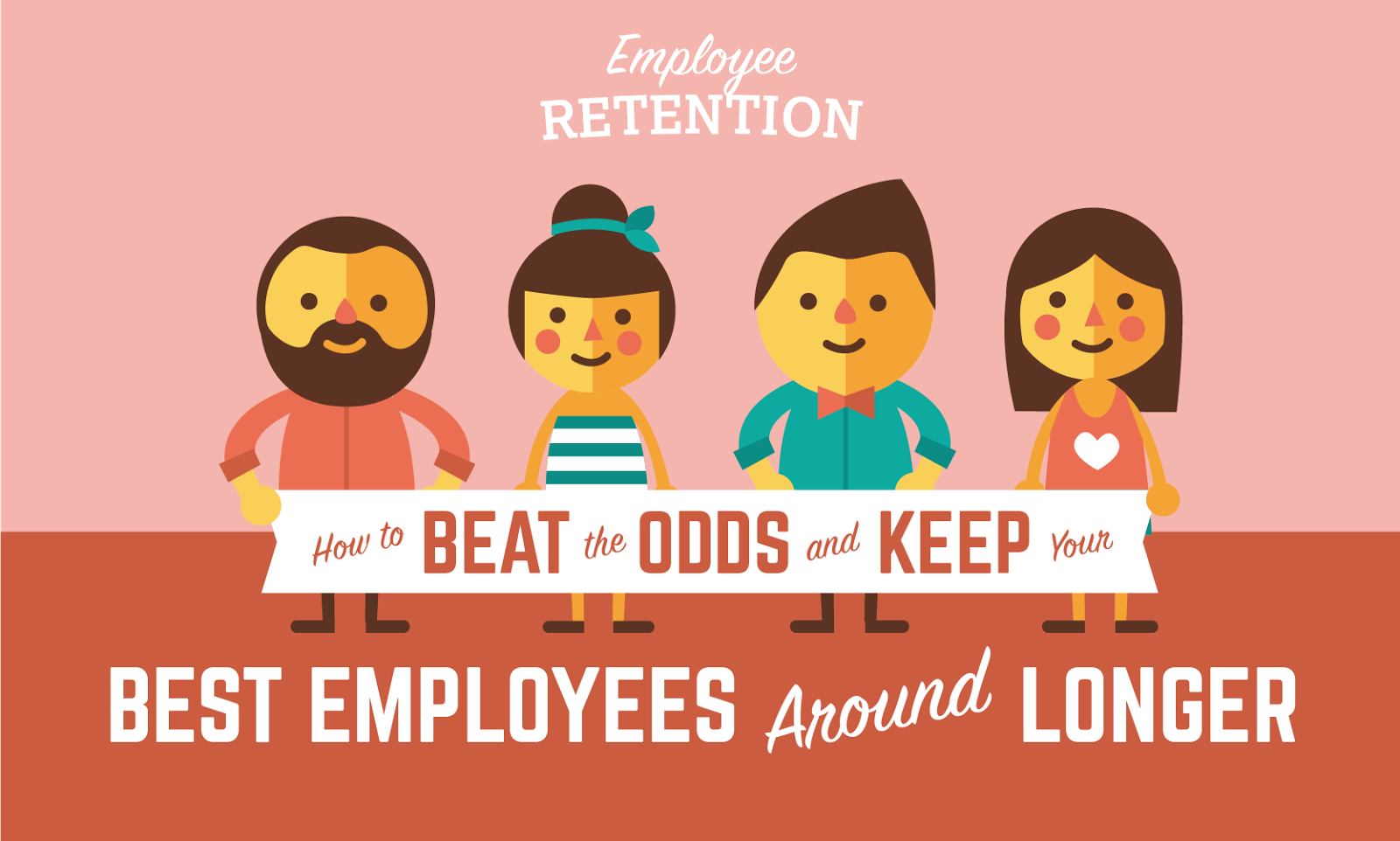 5 ways to improve employee retention in customer support