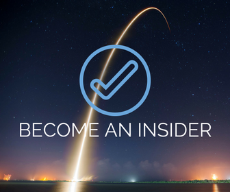 Click here to become an insider