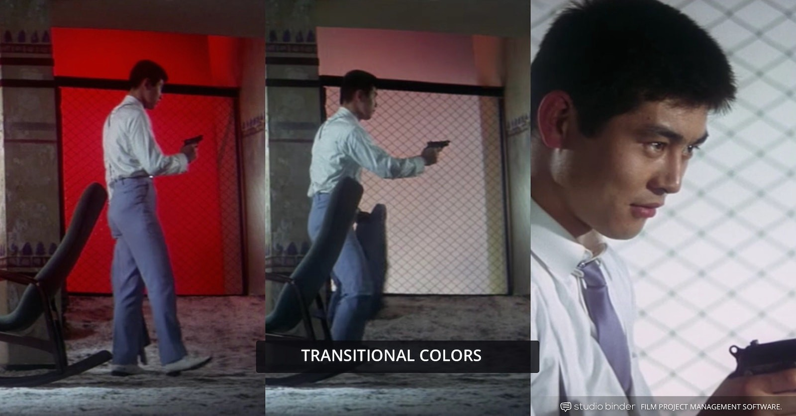 How to Use Color in Film – Example of Movie Color Palette and Scheme – Transitional – Film and Cinema-min