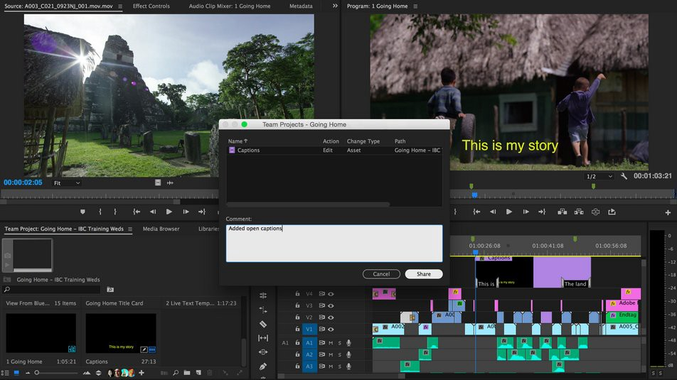 The @NVIDIAQuadro - accelerated #VR tools in #PremierePro get cool new updates at #IBCShow