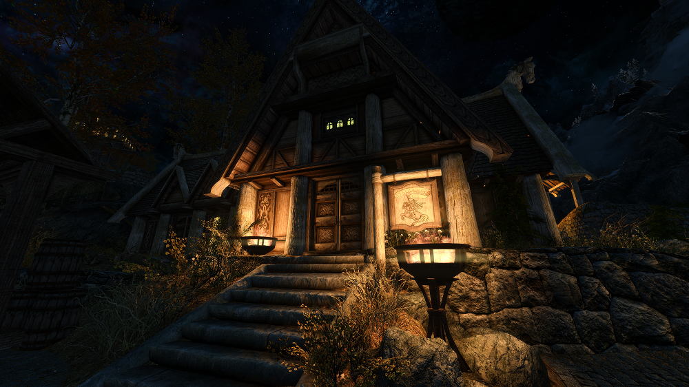This modification is needed to create realistic light perfect reproduction of colours and removing the blur evident in vanilla. This mod is needed to bring ... & GRAPHIC MODS FOR u201cTHE ELDER SCROLLS V: Skyrimu201d u2013 Timofey Kir Antonov ...