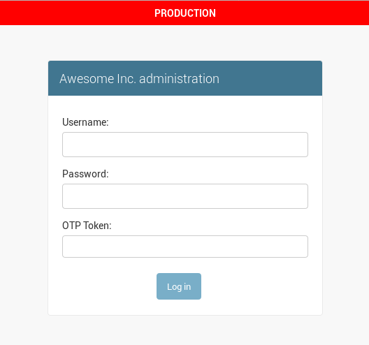Django Admin Login With Otp Token
