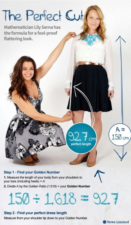 perfect dress size golden number pinterest