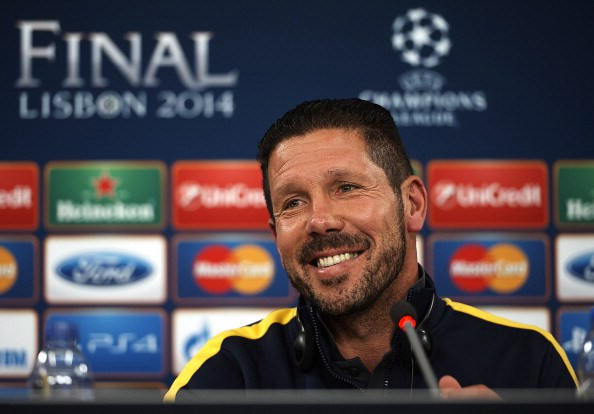 Simeone getty Handout