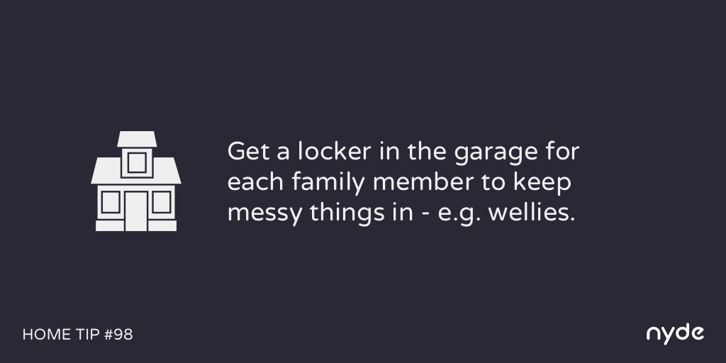 Home Tip #98