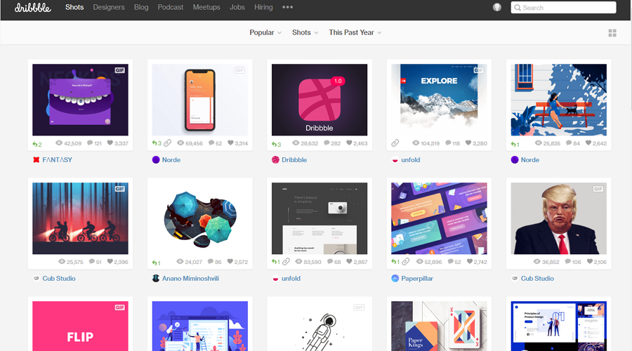 8ce31cebb In short, as an online portfolio site that features for showing beautiful  design photos, it is also a good choice for you to create perfect portfolios  ...