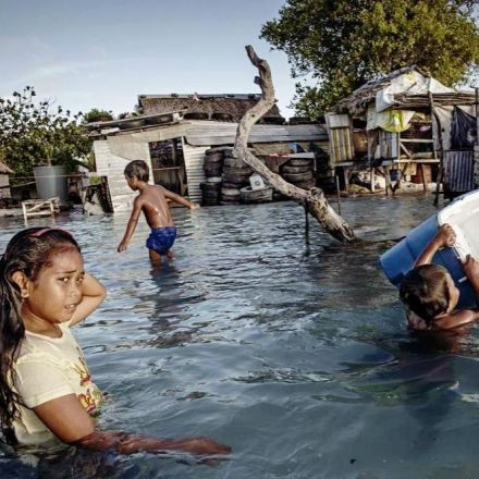 The tiny nation of Kiribati will soon be underwater — here's the plan to save its people