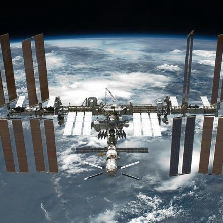 The ISS Just Completed Its 100,000th Orbit