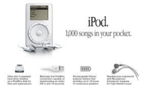 Thousand songs in your pocket