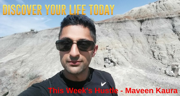This Week's Hustle - Maveen Kaura