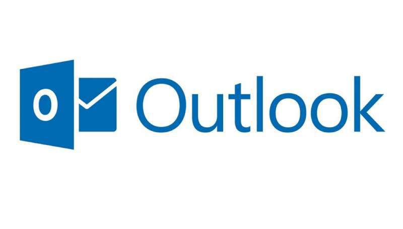 Outlook logo images