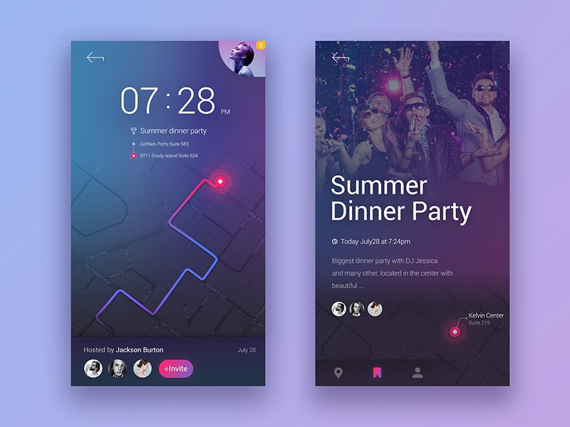 10 Best APP UI Design for Your Inspiration in 2017 – Mockplus – Medium