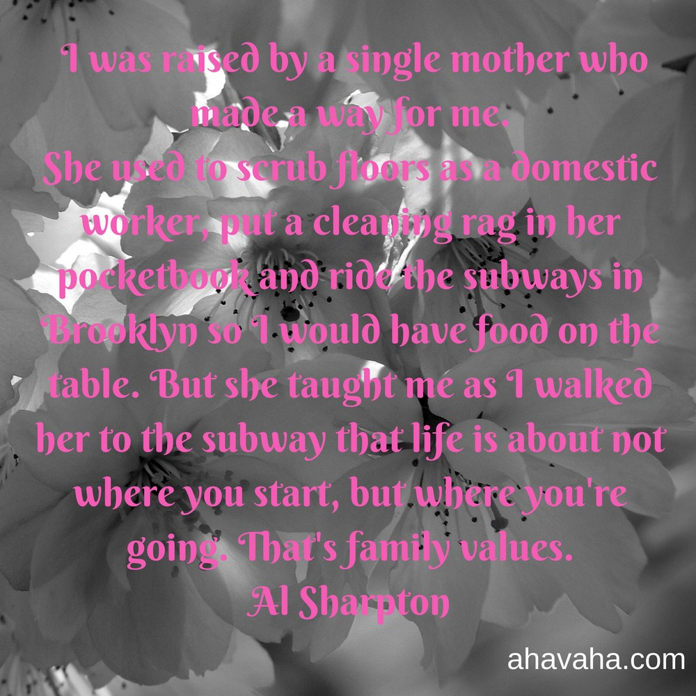 Lessons from my mother famous quotes 8
