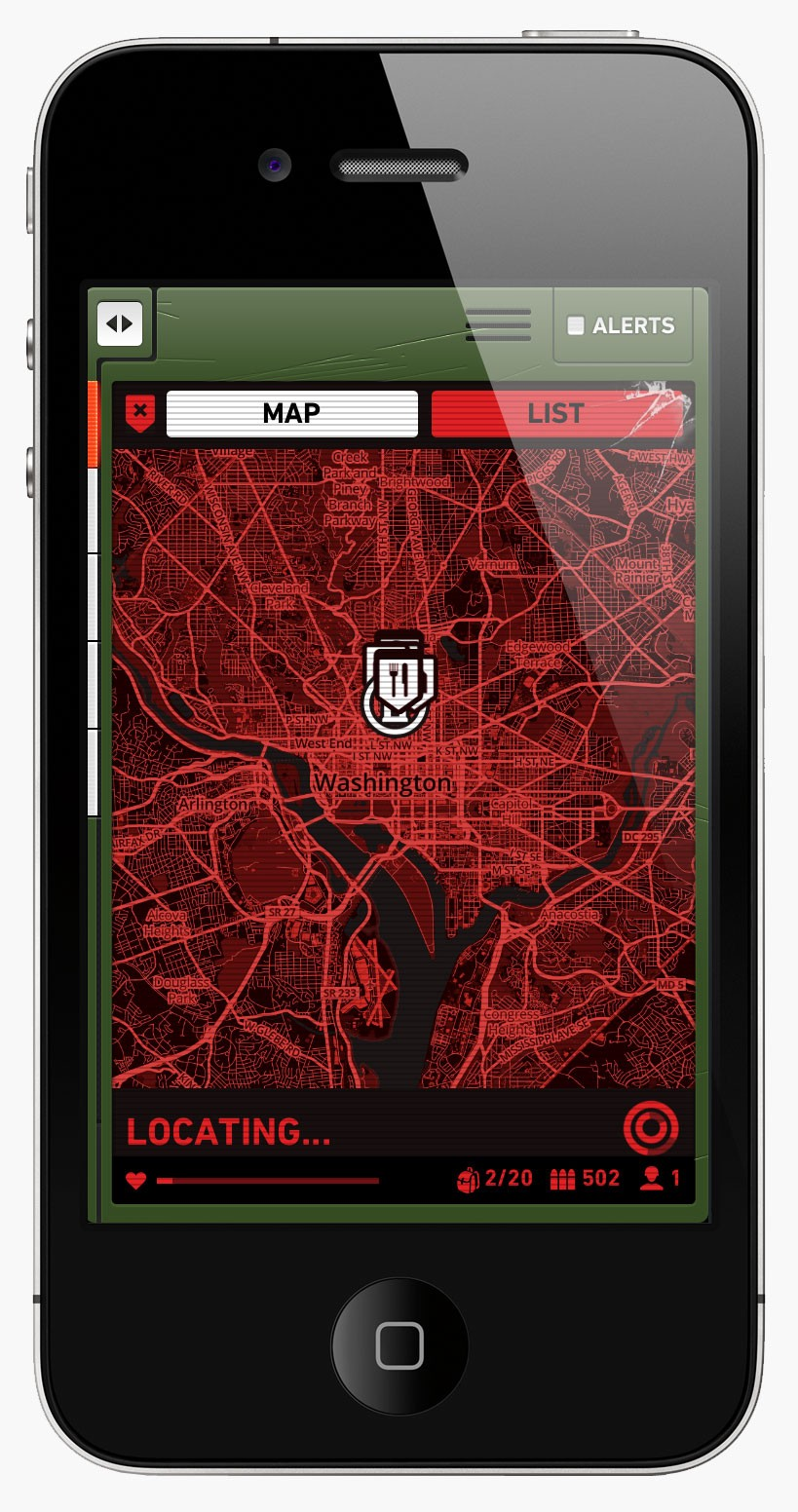 Survive the Zombie Apocalypse with MapBox  Points of interest
