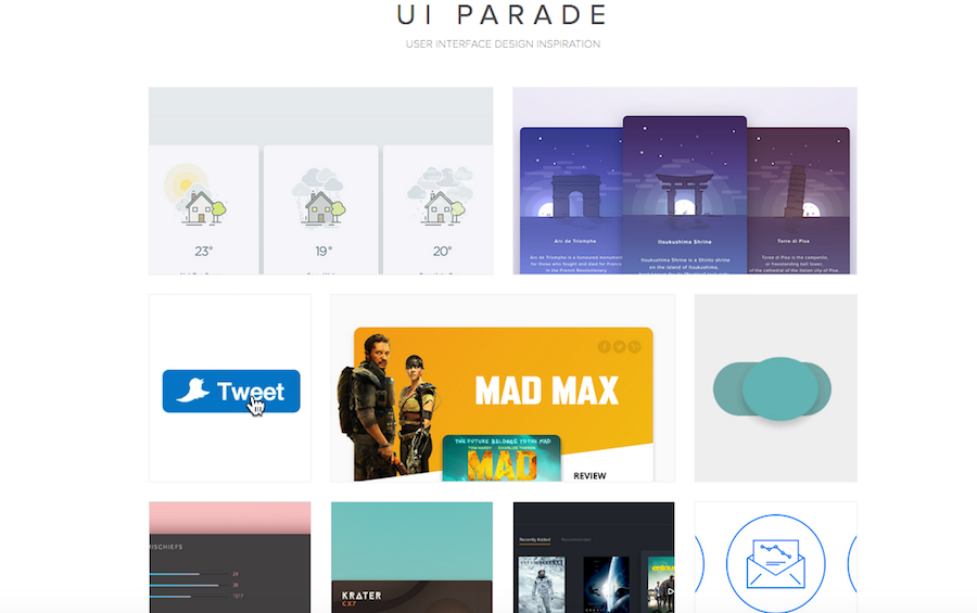 user interface guidelines for websites