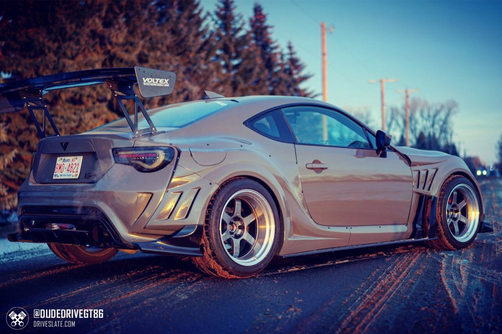 Top 3 Wide Body Kits For The Brzfrs86 Driveslate Medium