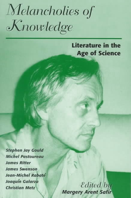 Book Cover: Melancholies of Knowledge