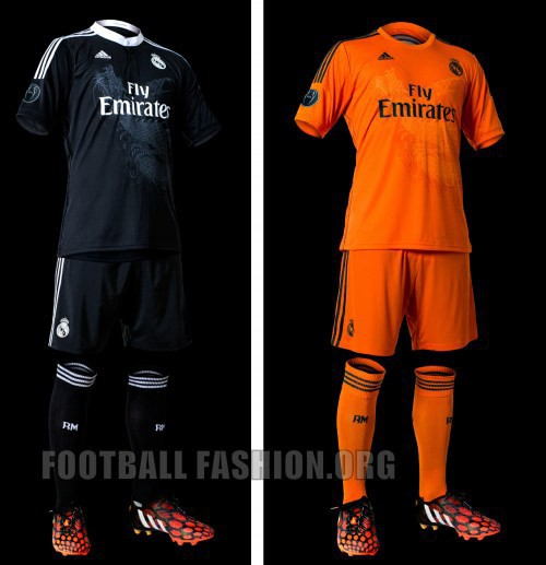 The Real Madrid 2014 15 adidas third kit will be available at Kitbag ae90ffffc