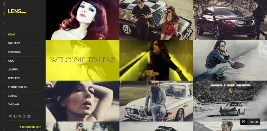 Creator Curated: 8 Best Web Designs for Photography Sites