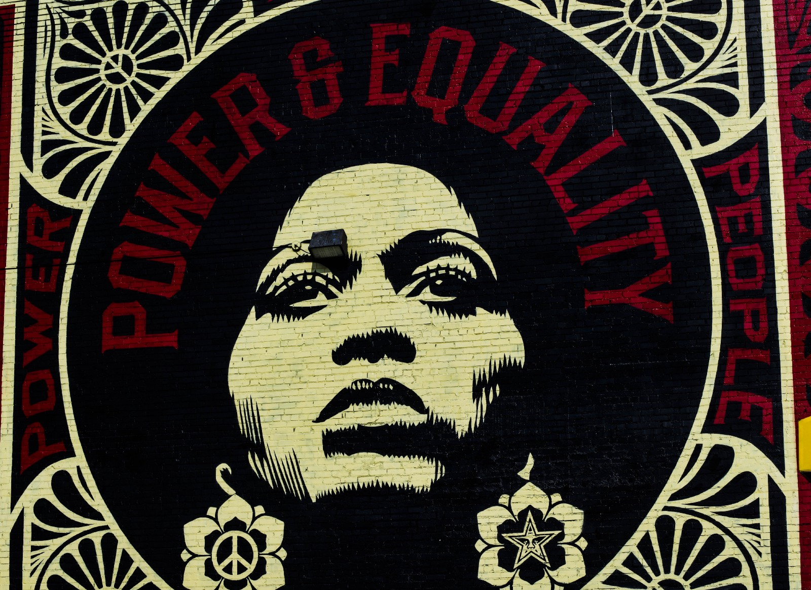 Power & Equality mural