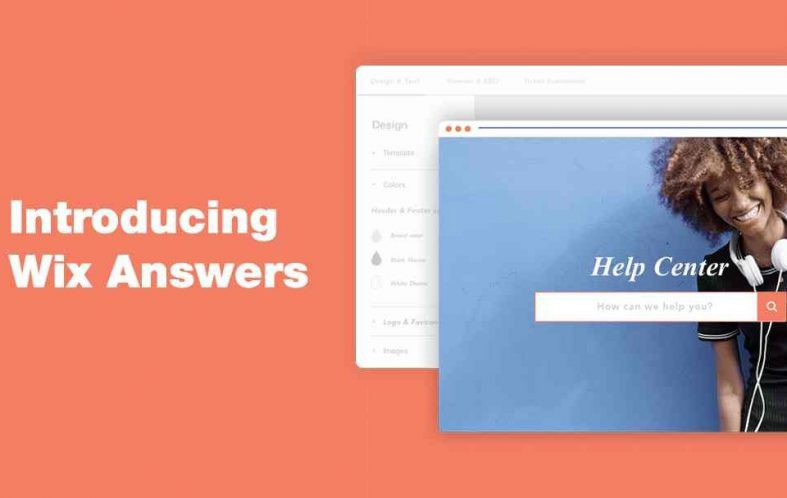 wix answers helpdesk software