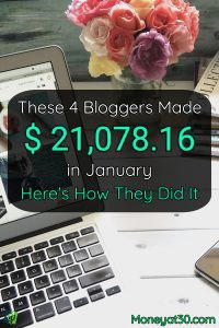 These 4 Bloggers Made $21,078.16 in January. Here's How They Did It