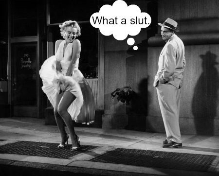 Iconic Photos-Marilyn Doctored